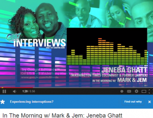 In The Morning w  Mark   Jem  Jeneba Ghatt   YouTube