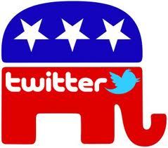 Republicans & the Tea Party use Social Media for politics more than Democrats