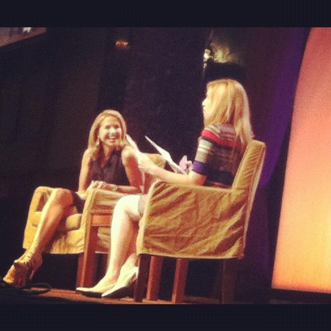 Katie courci interviewed at BlogHer
