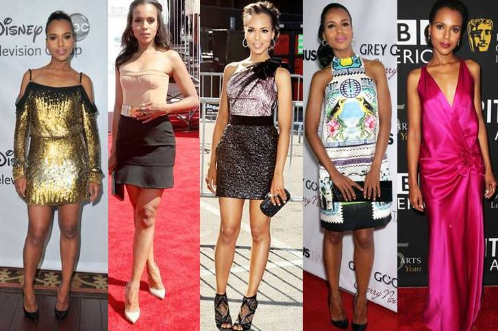 Kerry Washington: Incredibly talented & Incredibly shrinking (PHOTOS)