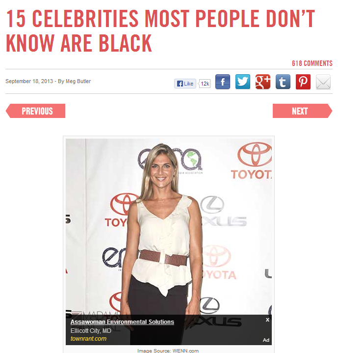 15 Celebrities Most People Don t Know Are Black MadameNoire