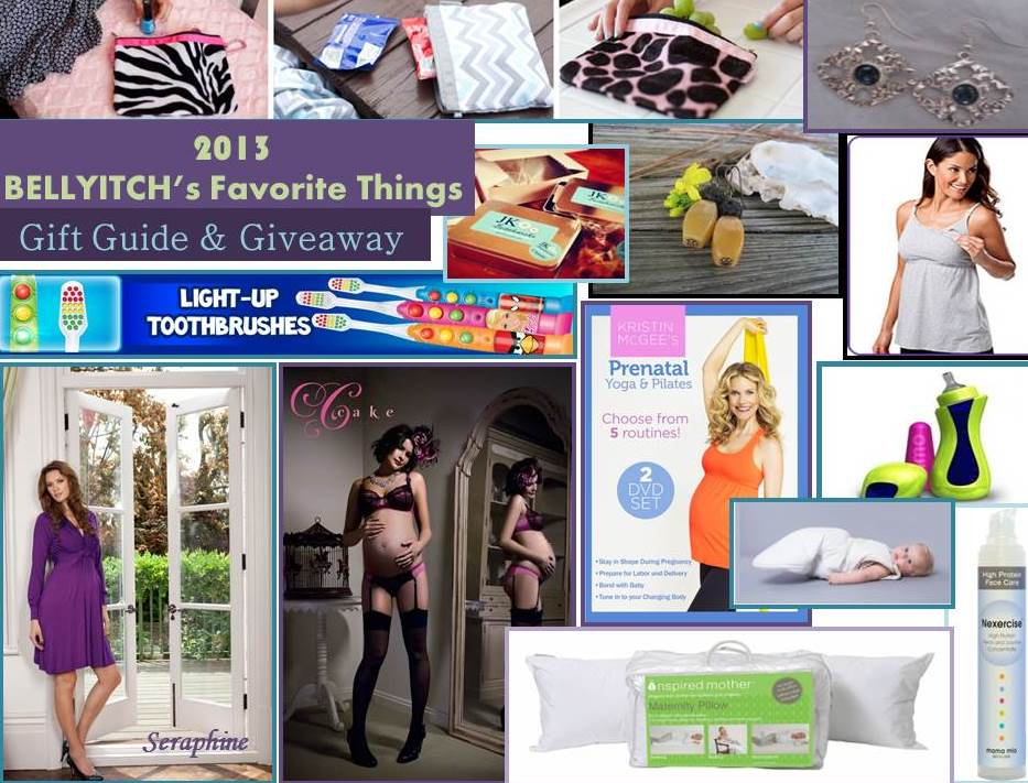 Bellyitch Favorite Things