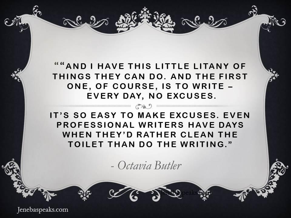octavia butler 10