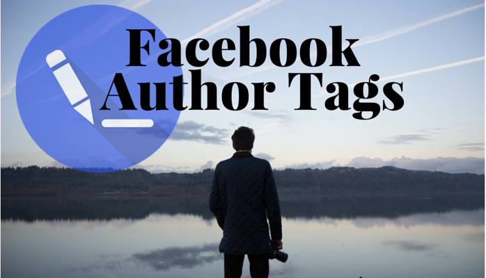 FB Author Tag Header