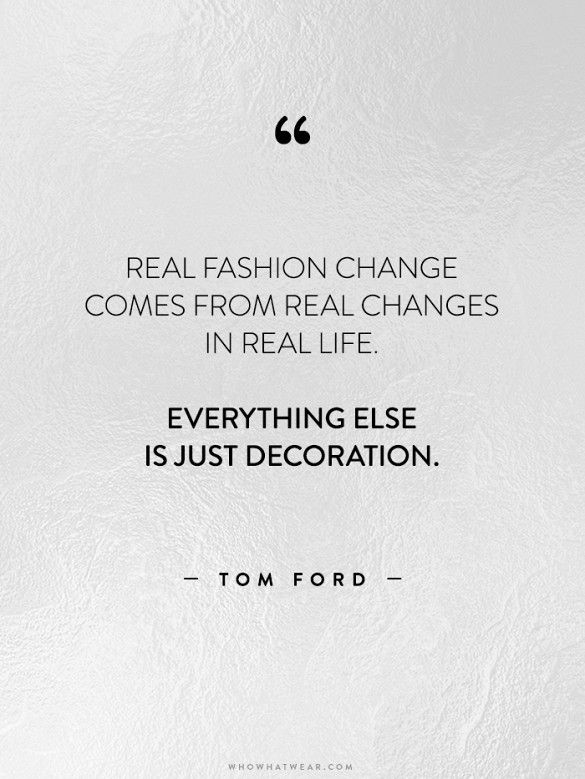 tom ford quotes