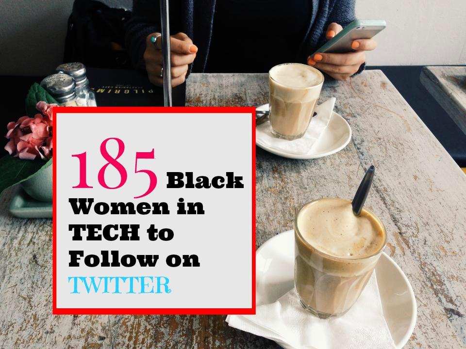 black women in tech