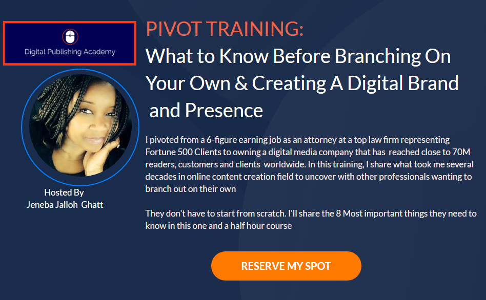 get-empowered-the-8-steps-to-pivoting-your-professional-expereiance-into-an-online-brand-instapage