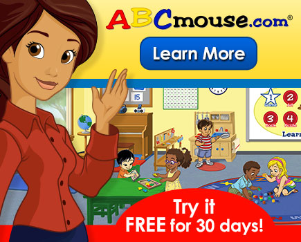 ABC Mouse Learning Platform for Kids