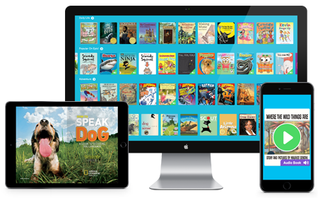 Epic! Monthly Unlimited Kids Books Access