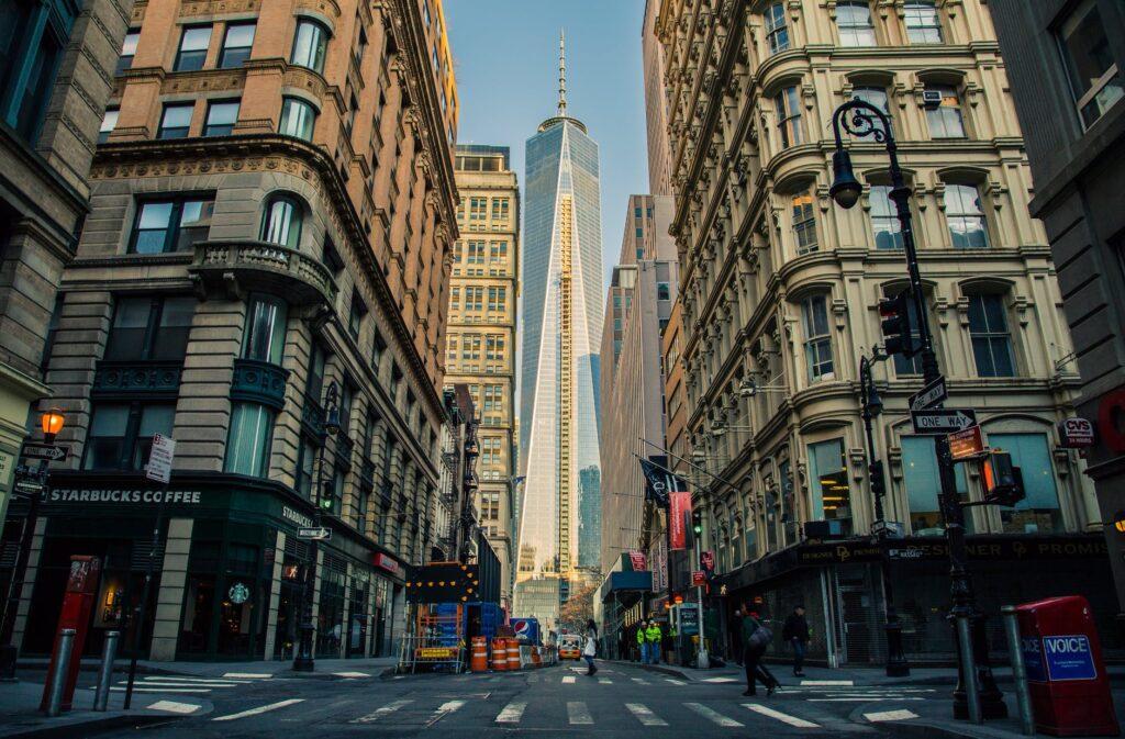 NYC empty